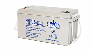 Power Kingdom deep cycle gel battery solar factory price-10