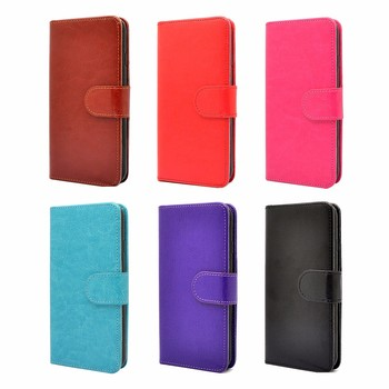 for HTC Desire 10 lifestyle,Full curved cheap flip stand wallet with card slot pu leather case