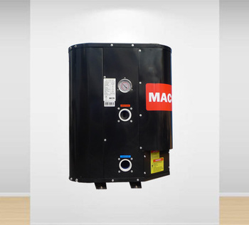 MACON vertical air outlet swimming pool water heater
