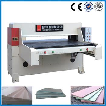 Hydraulic Automatic Cellulose Sponge Cloth Press Cutting Machine