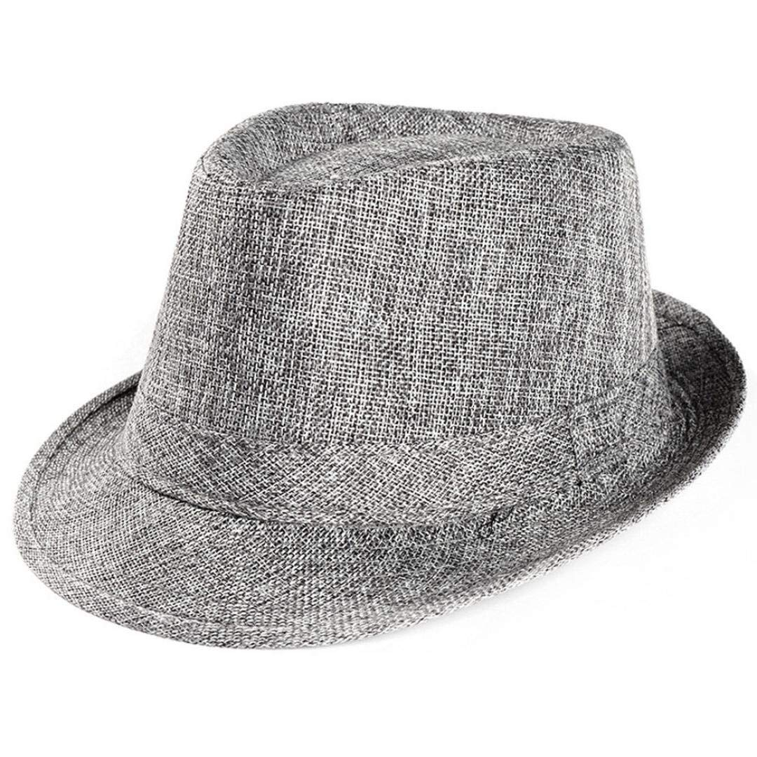 Get Quotations · Sacow Fedora Hat af2dad543b95