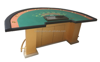 Make poker table cakes