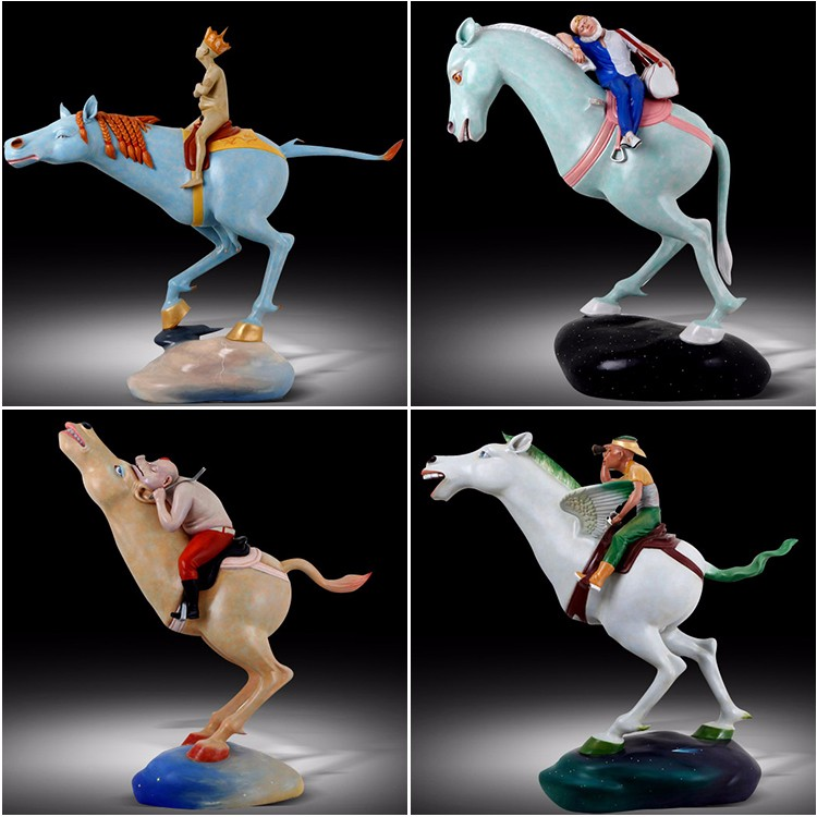 Chinese Handicrafts abstract home decoration indoor statues and sculptures