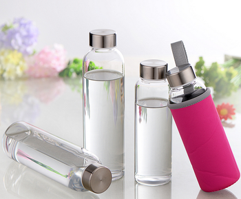 fda45e998 Borosilicate Glass Water Bottle