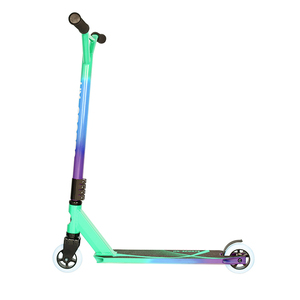 Custom Aluminum core wheels Pro Stunt Scooters for HIC Headset Scooters