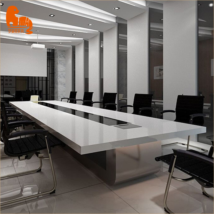 mdf office furniture 20 person office conference table specifications