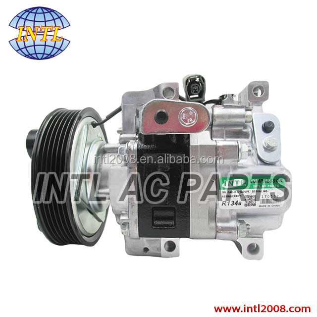 Back To Search Resultsautomobiles & Motorcycles For Mazda 3 & 6 Mazda Speed 2.3l Ac Compressor H12a1af4a0 H12a1af4dw H12a1ajel Kmz0219nbm