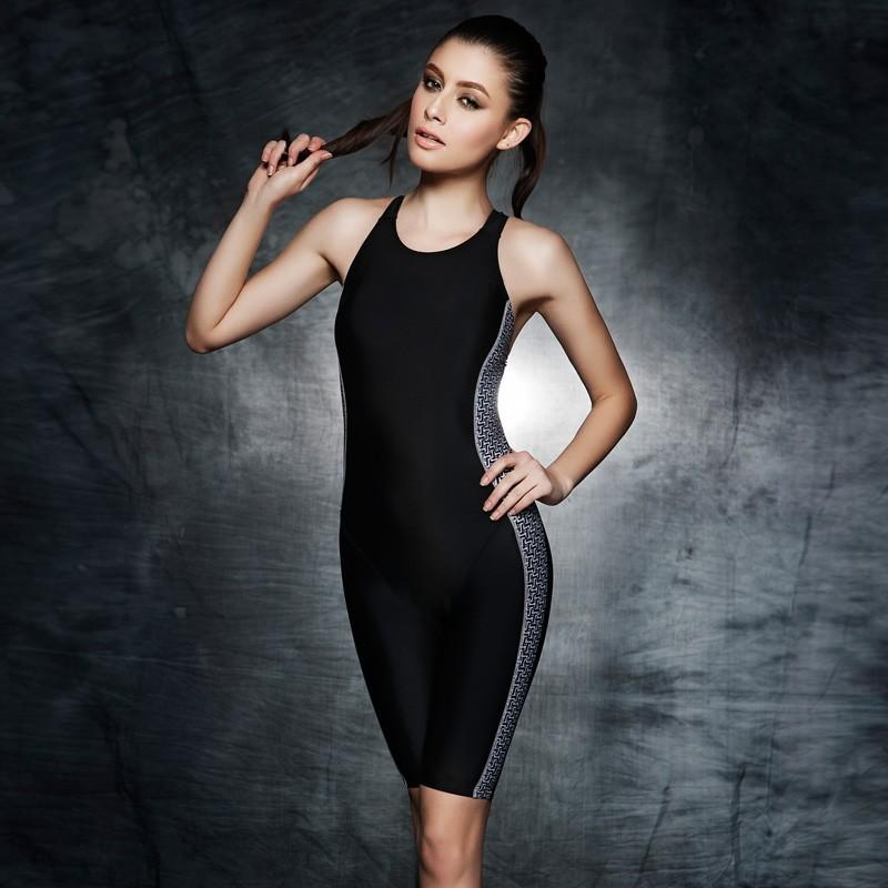 c08d33b869e0f Phinikiss 2017 Swimwear Women Arena Swimsuit Girls One Piece Suits Swimming  Suit. Competitive Swimsuits Maillot De Bain Swim Suit Black White