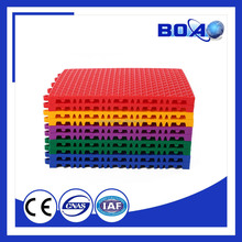 Low price Non-toxic pp plastic futsal basketball court outdoor flooring