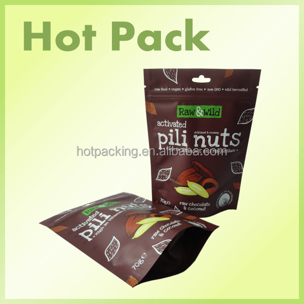 dried fruit packaging pouch / whey protein stand up package zipper bag