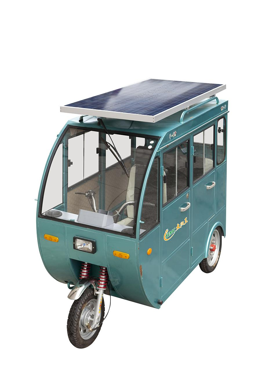 48V electric car solar charging panels 48V solar panels charge the battery 48v electric car battery