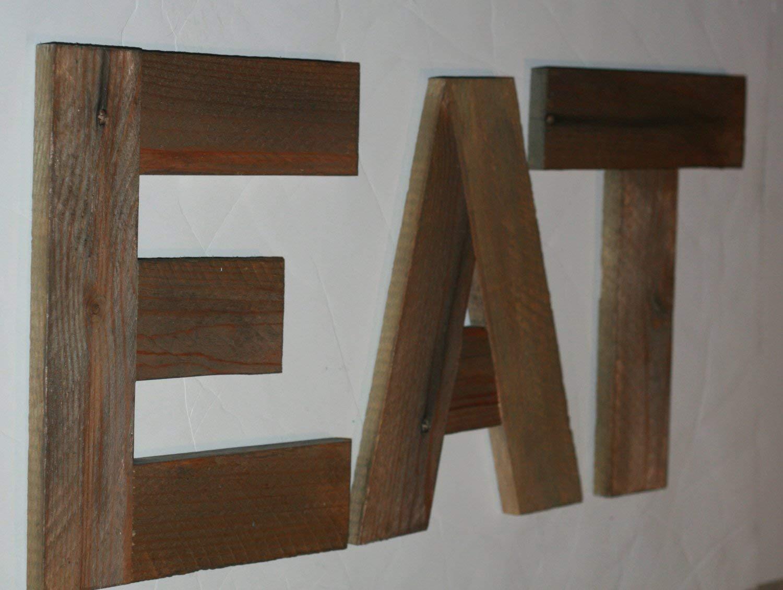 Unfinished Natural Wood RUSTIC Hanging Triple Wooden Photo Frame DIY Crafts