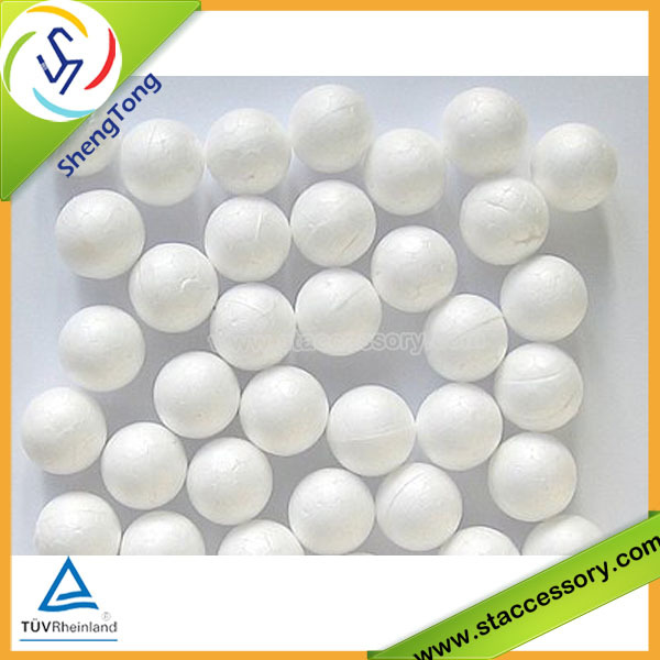 colorful and white polystyrene various sizes polystyrene beads - Polystyrene Beads