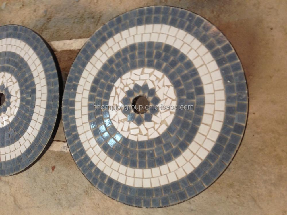 Da giardino a buon mercato tavolo mosaico piastrelle di ceramica