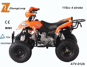 Taotao colored chain drive ATV