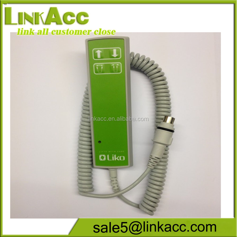 LKCL126 Liko Golvo 4 Button Handset/6 Button