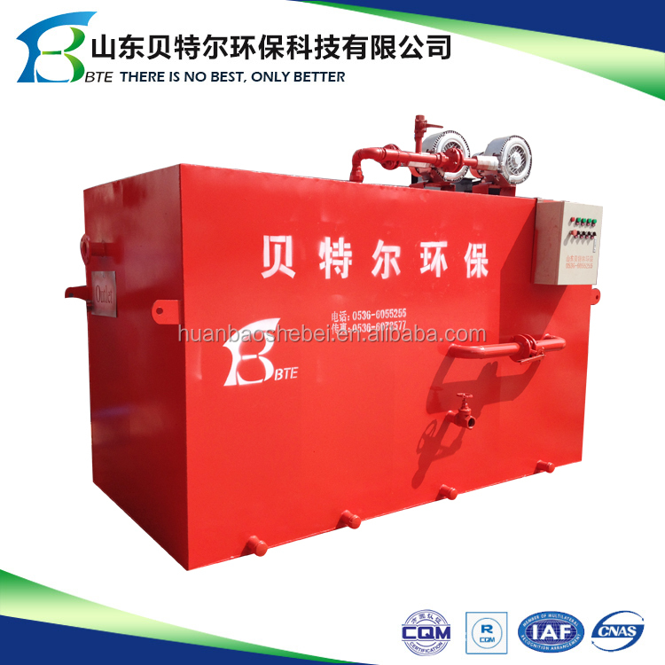 China Manufacture Industrial wastewater treatment equipment for sale from 2006