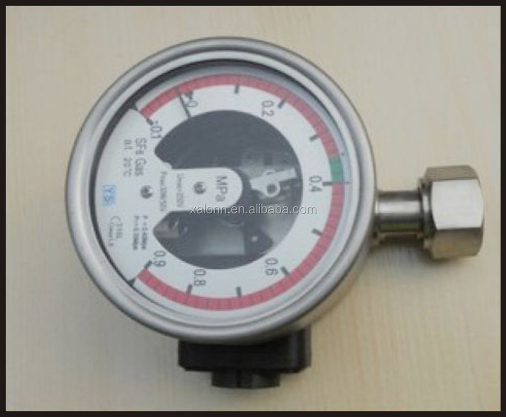 density indicator sf6 ring network cabinet pressure