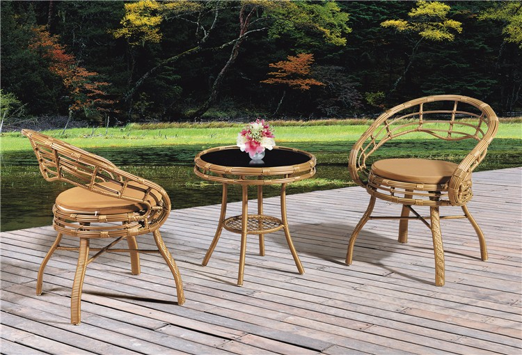 patio garden set synthetic rattan furniture malaysia - Garden Furniture Malaysia