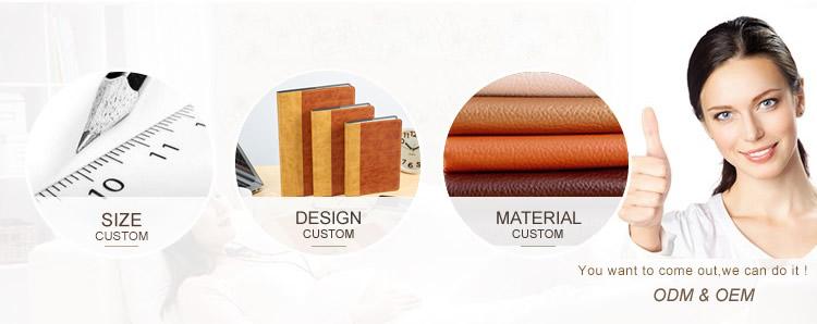 2020 nuevas llegadas lindo 3D de PVC hecho nota libro de cubierta de cuaderno de espiral con bolsillo