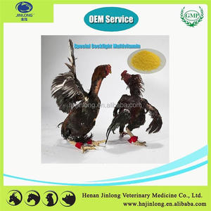 Vitamins for Poultry Fighting Cock Medicine Prevent Bones Soft