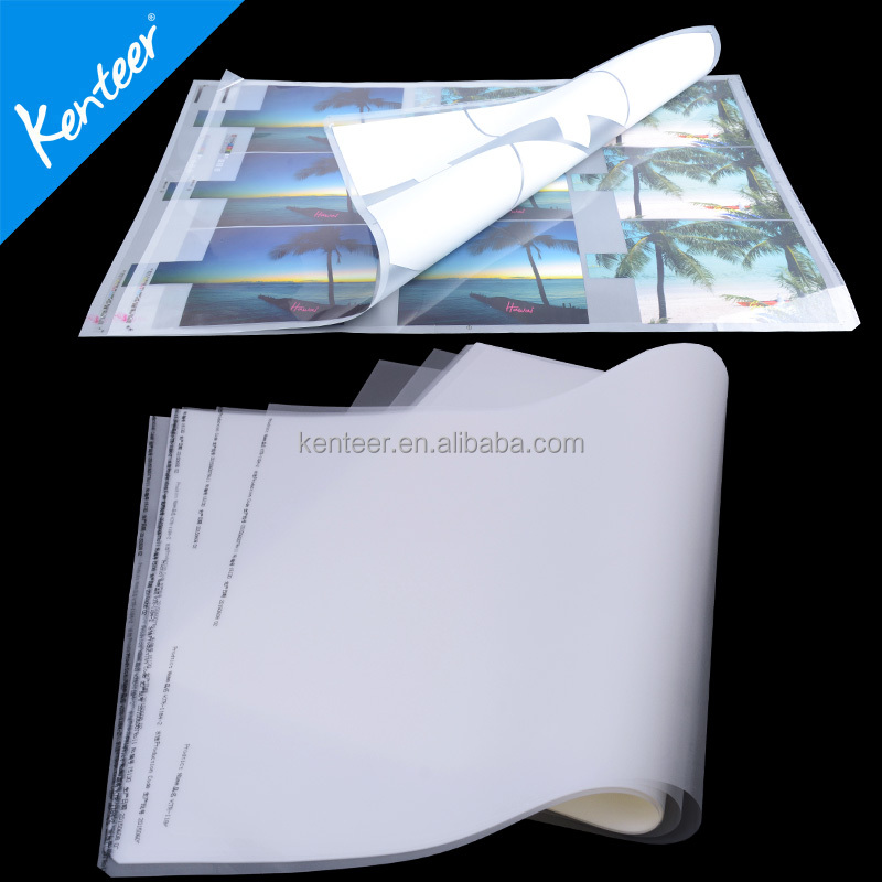 Kenteer Laser Printer Used Pet Release Film For Colorful Heat Transfers -  Buy Digital Printing Pet Release Film,Digital Printing Pet Release