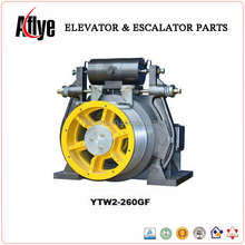 YTW2-260GF VVVF Motor For Residential Elevator Traction System