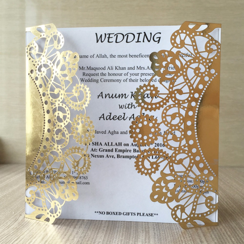 Bling Wedding Invitations: Online Get Cheap Bling Wedding Invitations -Aliexpress.com