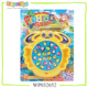 new arrival battery operated fishing game toy with both pole to hold kids plastic fish toys