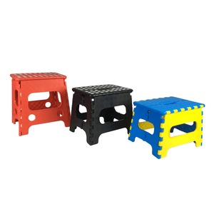 blackish green Portable Plastic High Quality Folding Step Stool