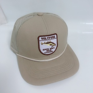 417d0dc373e Custom embroidery Mesh Trucker Cap Cheap 6 Panel blank Polyester rope hat  leather back Trucker Hat