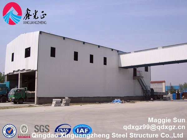Construction design steel structure warehouse drawings steel frame warehouse