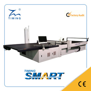 TMCC-2225 cnc automatic cutting machine high ply fabric cutter