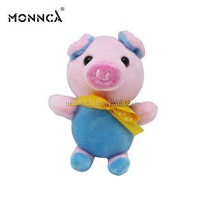 2018 wholesale pp cotton stuffed soft plush toy pig