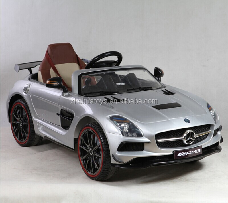 hot selling licensed 12v electric car toy ride on mercedes benz car for kids