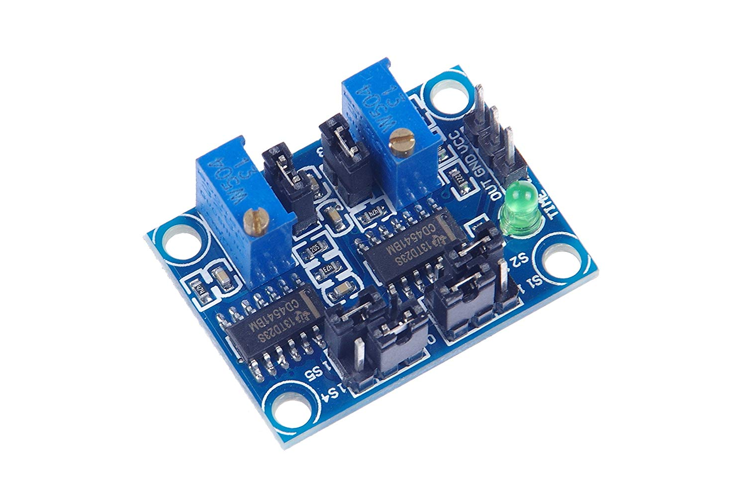 Cheap Wave Pulse Generator Find Deals On Line Simple 15v Square Get Quotations Knacro Cycle Timing Signal Module Delay Frequency Adjustable