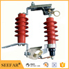 Get $1000 coupon sealset China Manufacturer Provide Best Metal Oxide 33kV Lightning Arrester Price
