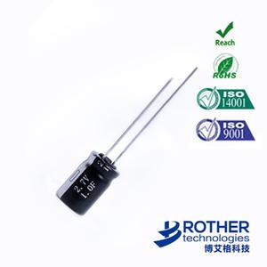 High voltage super capacitor 3V 1F supercapacitor on sale