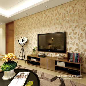 New arrival interior wall covering 3d textured wallpaper