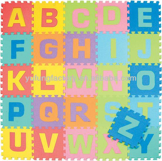 alphabet eva puzzle matseva foam alphabet puzzle mat buy eva foam alphabet puzzle matalphabet eva puzzle matsalphabet number puzzle mat product on