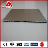 exterior cladding corrugated aluminum sandwich composite panel