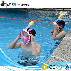 Top Selling2017 Swimming Snorkel Mask Scuba Diving Equipment manufacture