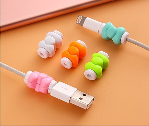 Gift Pro iphone Cable Protector,iPhone Charger Protector,Line Sets iphone Date Cable Savior for iphone5S/6s/Plus (30 Pcs)