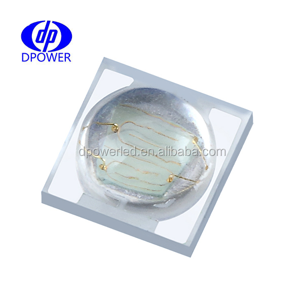 2W UV LED Epileds chip 365nm SMD 3535 LED diode