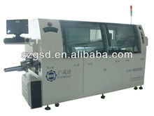 GSD-WD300C middle size lead free DIP soldering machineprice,the most professional machinery manufacturer