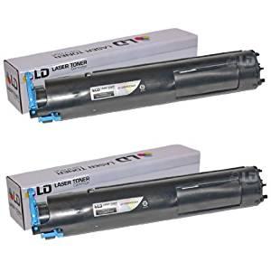 LD © Compatible Canon 0386B003AA (GPR22) Set of 2 Black Laser Toner Cartridges