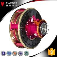 Full extension 100kw permanent magnet generator