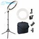 professional led panel flash camera shooting video and photo light lamp