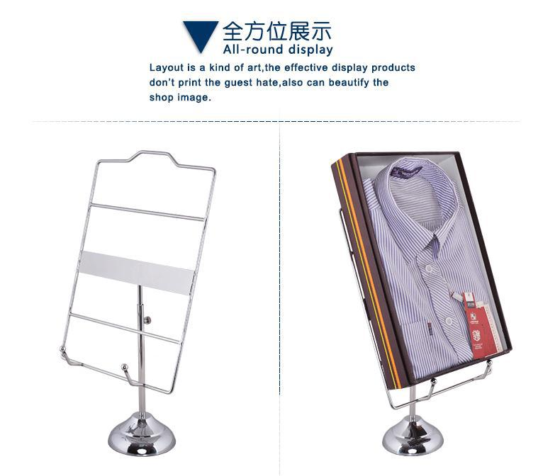 Portable power coated t shirt display frame buy power for Portable t shirt display