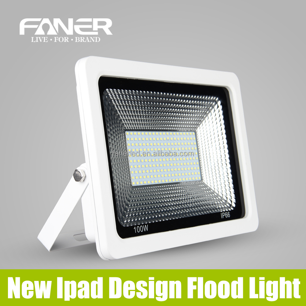 Ultra Slim 10W 20W 30W 50W 100W 150W 200W SMD LED Flood Light IP65 Outdoor